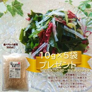 9/29(火)9:59まで10g×5袋プレゼント!