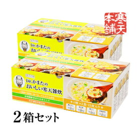 Dr.かまたのおいしい寒天雑炊(12食入) 2箱 ギフトセット【ギフト/贈り物/プレゼント/送料無料/05P03Dec16】