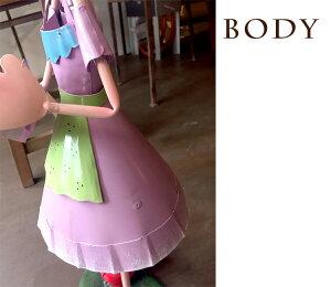 ブリキの人形ブリキ製_体