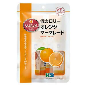 マービー 低カロリーオレンジマーマレード 3個セット
