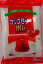 かんてんぱぱ カップゼリー80℃ストロベリー味(約6人分X2袋入)(4901138882802)