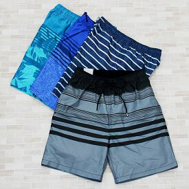 【送料無料】アウトレット KIRKLAND カークランド メンズ スウィムショーツ 海水パンツ トランクス 水着 #1190845 17-5 P
