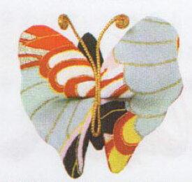 蝶 TKY-27 ちりめんキット 地球屋 【KY】 つるし飾り パーツ 手作り