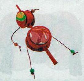 でんでん太鼓 TKY-50 ちりめんキット 地球屋 【KY】 つるし飾り パーツ 手作り