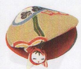 蛤 TKY-54 ちりめんキット 地球屋 【KY】 つるし飾り パーツ 手作り