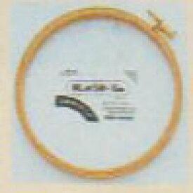 クロバー 刺しゅう枠 12cm 木枠 57-522 【KY】