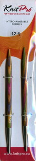 ☆ knit Pro moved-40 cm short rings for needle No. 12 and no. 13 needle Symphony wood