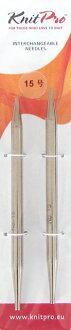 ☆ NetPro Nova metal move the expression wheel needle tip # 15