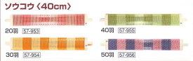 50羽ソウコウ (57-956) 咲きおり40cm用具(本体は別売です)