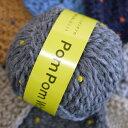 ダルマ毛糸 ポンポンウール 【KY】 毛糸 編み物 セーター ベスト マフラー スヌード 極太