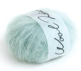 ダルマ毛糸 ウールモヘヤ 【KY】 毛糸 編み物 モヘア セーター ベスト マフラー スヌード