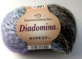 ダイヤモンド毛糸 ドミナ 毛糸 編み物 セーター ベスト マフラー スヌード 並太
