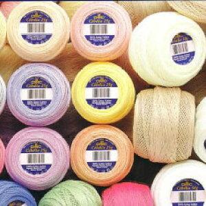 DMC Cebelia セベリア レース糸 20番 50g Art167 基本色 【KN】【MI】 #20 サマーヤーン 毛糸 編み物