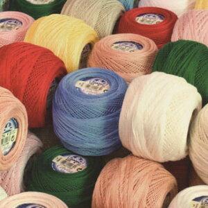 DMC Cebelia セベリア レース糸 10番 50g Art167A 色1 【KN】 #10 サマーヤーン 毛糸 編み物