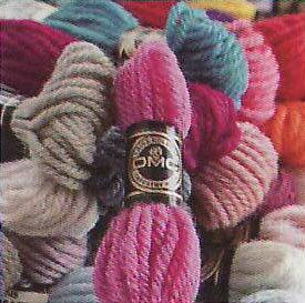 DMC タペストリーウール 色A (品番 486) 刺しゅう糸 【KY】