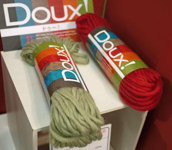 ハマナカ ドゥー Doux ! 毛糸