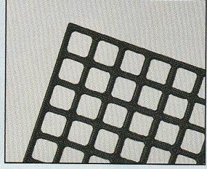 あみあみファインネット 黒 H200-372-2 【KY】 ハマナカ手芸 45.5cm×75.5cm バッグ アンダリヤ メルヘンテープ