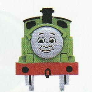 トーマス ボタン オリバー TM10 稲垣服飾 【KN】 2個付 きかんしゃトーマス レリーフボタン