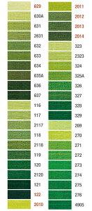 コスモ 刺しゅう糸 25番 色7-B【KN】【MI】 COSMO 刺繍糸 ししゅう糸 手芸