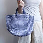 【毛糸蔵オリジナルパック】かごバッグキット(8S-0702)B【KN】ダルマ手編糸