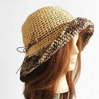 ☆毛糸蔵かんざわオリジナルキット40クラフトクラブの帽子星野真美デザイン