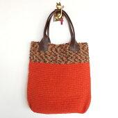 【キット】スキーケナフで編むバッグ【KY】編み物キット