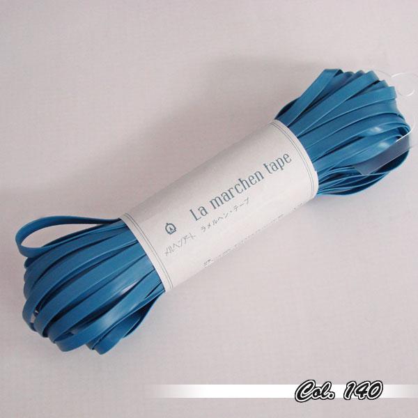 ラ メルヘンテープ 140 ブルージーン 5mm幅・30m La marchen tape Melchenart 【KN】