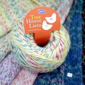 新製品ツリーハウスリエットオリムパス【KY】Olympus毛糸編み物手編み糸並太