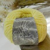 新製品毛糸スランパピー【KN】サマーヤーンpuppySerein編み物手編み糸コットン糸並太