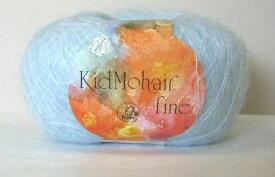 パピー キッドモヘアファイン 毛糸 編み物 セーター ベスト マフラー モヘア モヘヤ