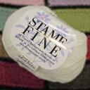処分品 リッチモア スターメファイン STAME FINE 2X【RN】 毛糸 編み物 セーター ベスト マフラー 並太