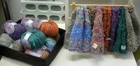 ブランコスキーワールドセレクションイタリア製スキー毛糸毛糸編み物