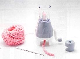 アイコードニッター 4本針 リリアン自動編み機 AC-050 【KY】 チューリップamicolle TULIP