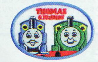 Thomas & Parseeism C-214 オリムパスワッペン Thomas the Tank Engine and friends seal iron for two uses type Thomas the Tank Engine