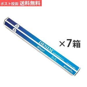 お香 デニム スティック SHASHI アロマ インセンス DENIM 7箱セット