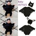 送料無料子供 ハロウィン 仮装 子供 女の子 赤ちゃん ハロウィン衣装 子供 蝙蝠 こうもり コスプレ ベビー 女の子 男…