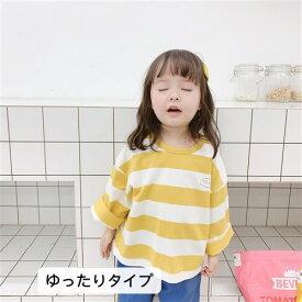 ad-baby エイディーベイビー キッズ Tシャツ ボーダー 90cm 100cm 110cm 120cm 130cm