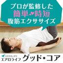 脚上げ運動が簡単に!/エアロライフ グッドコア自宅で簡単腹筋運動/むくみ解消/骨盤ストレッチ運動/下腹部のダイエッ…