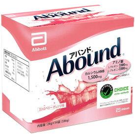 アバンド ストロベリー&オレンジ味 1箱(24gx14袋) 4987439197449 アボット社 ◆