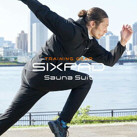 【即納】シックスパッド サウナスーツ L SIXPAD Sauna Suit L SS-AW00C 4573176150566 MTG正規品