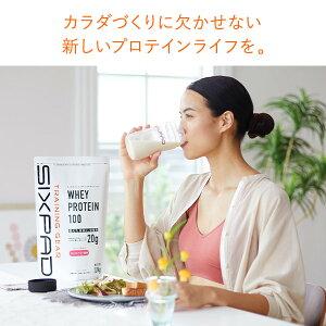 シックスパッドホエイプロテイン100ストロベリー風味WHEYPROTEIN100SIXPADMTG正規販売店◆