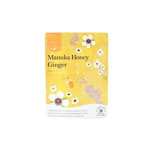おいしいハーブティー マヌカハニージンジャー 30個入 024733270 生活の木 ◆