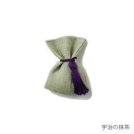 【薫玉堂】 京の香り 香袋 宇治の抹茶