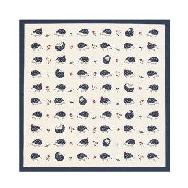 お弁当箱包み 綿のふろしき 日本のかたち ハリネズミ 約50cm 風呂敷専門店・唐草屋