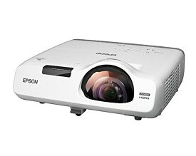 EPSON 超短焦点プロジェクター EB-535W送料無料(北海道、沖縄、一部離島除く)