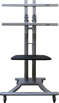 店舗ディスプレイ向け37型〜60型対応角度調整式液晶テレビスタンド/新品