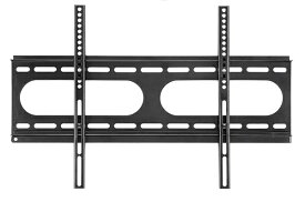 【あす楽対応】 32〜60型 薄型テレビ・ディスプレイ用固定式 安全バー付 壁掛け金具【MF4820】
