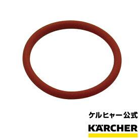 安全バルブ 用 Oリング (赤色)(5個まで郵便配送可能)メンテナンスキャップOリング1ケ対象機種:SC1202/SC1200/SC1402 ケルヒャー