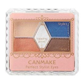 CANMAKE キャンメイク パーフェクトスタイリストアイズ15 トワイライトビーチ 3g