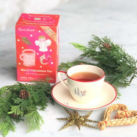 紅茶 20枚入り クリスマスティー 冬 個包装 リンゴ キャラメル ミルクティー ホット 新発売 ティーバッグ 贈り物 プチギフト 紅茶専門店 カレルチャペック デイリーシリーズ